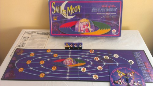 Sailor Moon Boardgame