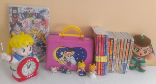 Sailor Moon collection