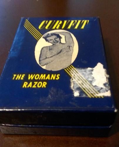 Curvfit razor